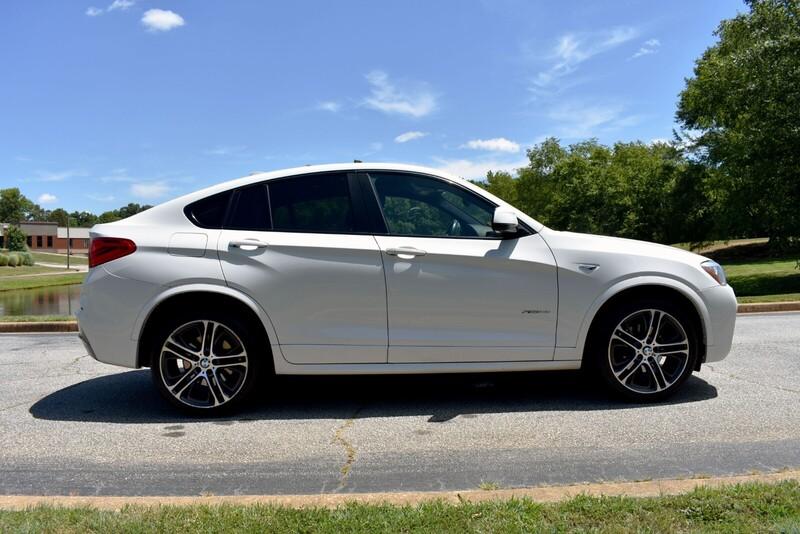 2015 BMW X4 AWD 4DR XDRIVE28I