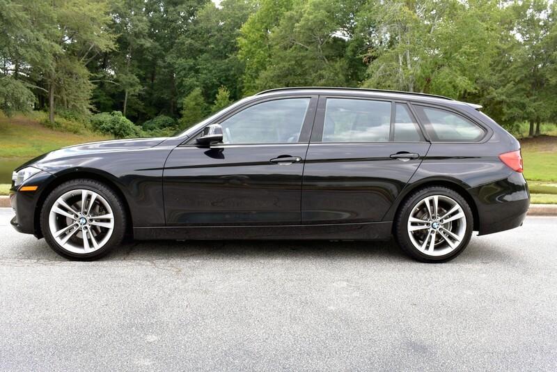 2014 BMW 3 SERIES 4DR SPORTS WGN 328I XDRIVE AWD
