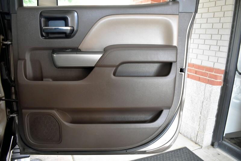 2015 CHEVROLET SILVERADO 2500 4WD CREW CAB 153.7